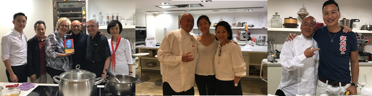 HKG Truffle dinner Oct 2016